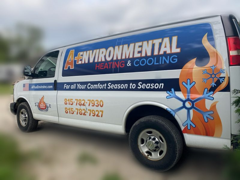 A+ Environmental Heating & Cooling Plainfield, IL
